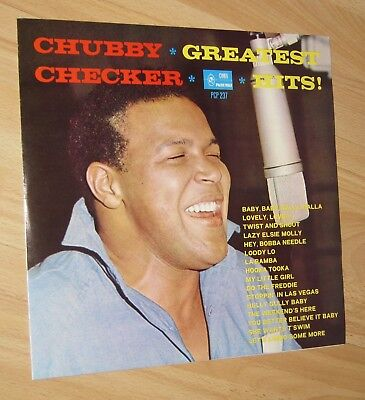 £5.67 • Buy Chubby Checker – Greatest Hits / Cameo Parkway 1966 LP Rare Dutch Pressing