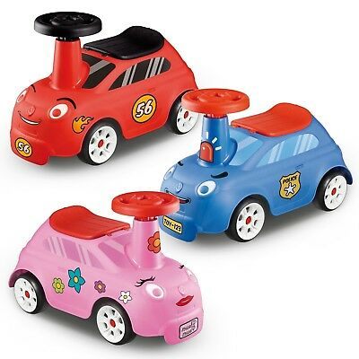 £18.99 • Buy Kids Ride On Car Girls Boys Toddlers Push Along Indoor Outdoor Vehicle Toy Gift