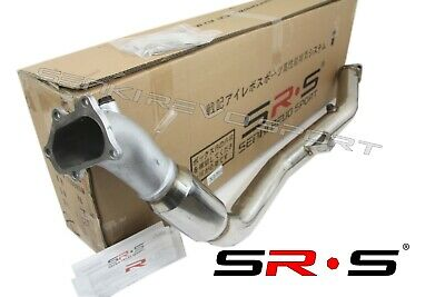 $999.99 • Buy  SR*S 3  Iron Cast Flange BELL Mouth DOWNPIPE CATTED WITH REAL CAT FOR WRX 02-07