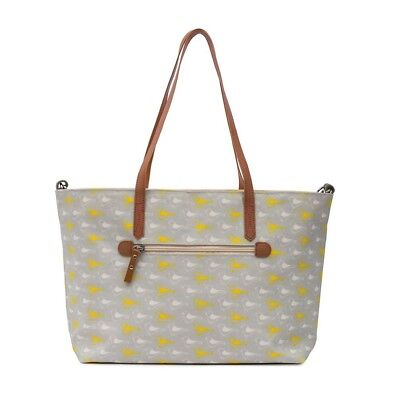 £28.99 • Buy Pink Lining Notting Hill Tote Baby Changing Bag - Garden Birds Yummy Mummy