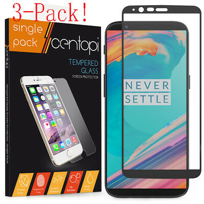 AU7.18 • Buy Premium Tempered Glass Screen Protector Film Guard Protection For OnePlus 6 5T/5