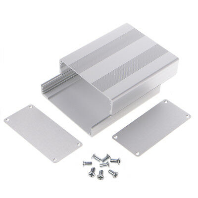 £10.65 • Buy 130x110x50mm  Aluminum Enclosure Box Case Project Electronic For PCB Board DIY