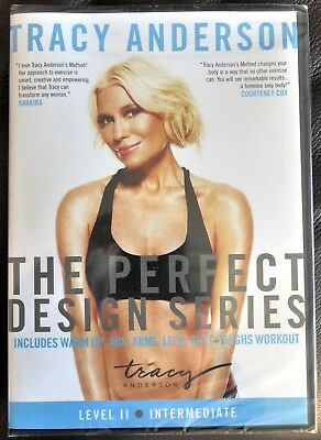 £2.95 • Buy Tracy Anderson Perfect Design Series - Intermediate Level 2 New Sealed DVD, 2013
