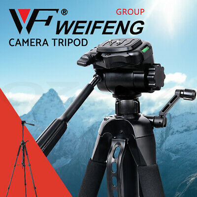 AU50.95 • Buy Weifeng Professional Camera Tripod Monopod Stand DSLR Ball Head Mount Flexible
