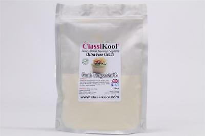 £32.99 • Buy Classikool 200g Gum Tragacanth Ultra Fine Pure Cake Decorating Power, Not CMC
