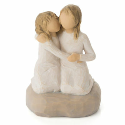 £24.30 • Buy Willow Tree Sister Mine Figurine 27704 In Branded Gift Box