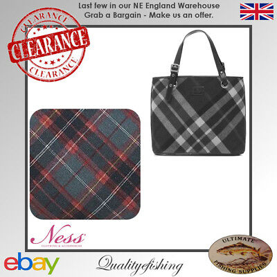 CLEARANCE: Ness Tote/Work Bag  Dexter  Midnight Dream • 39.99£