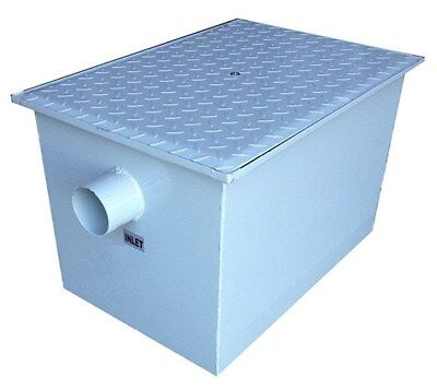 £139.99 • Buy Grease Trap 7kg Capacity. 27 Ltr / Min Flow Rate. Fat Separator.