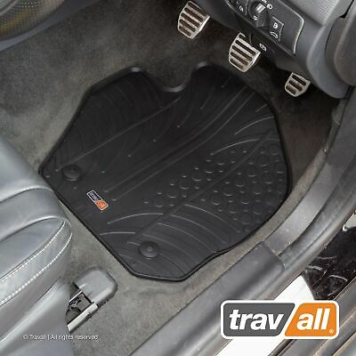 Travall For Volvo Xc60 (2008-2017) Rubber Car All-weather Floor Mats Full Set • 35£