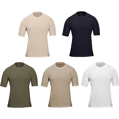 Propper 3 Pack Cotton/Polyester Combed Jersey Crew Neck T-Shirt • 26.43£