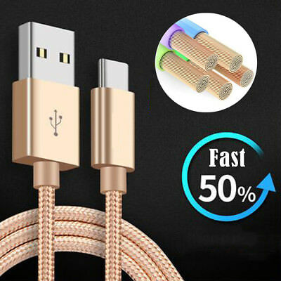 $ CDN3.75 • Buy 6FT USB Type C Data Sync Charger Charging Cable For Samsung Galaxy S9 Plus Note8