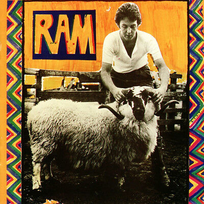 Paul McCartney RAM 180g +MP3s LIMITED EDITION New Sealed YELLOW COLORED VINYL LP • 23.55£