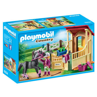 Playmobil Country Horse Stable With Araber 6934 NEW • 19.99£