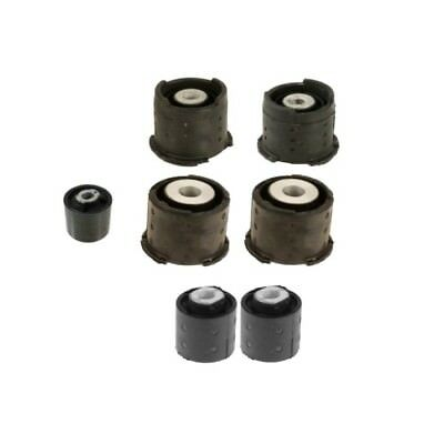 $97.41 • Buy BMW E46 Rear Subframe Mounts Differential Axle Carrier Bushing Support Kit