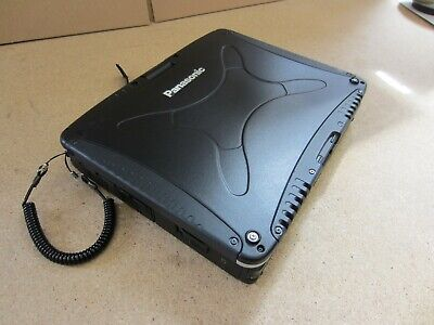 Win 7 Panasonic Toughbook Cf-18 Fully Rugged Laptop Gprs, Bluetooth Grade A • 245£