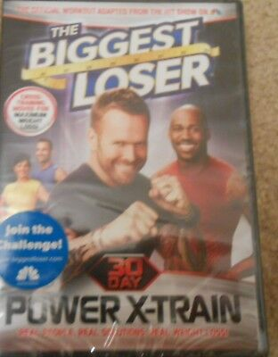 The Biggest Loser Workout Power X-Train New Fitness DVD Bob Harper Circuit Power • 4.93£