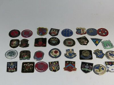£1.99 • Buy ESSO FOIL FOOTBALL CLUB BADGES 1970s Unused Selection Available NOT A PIN BADGE