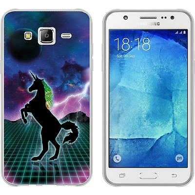 Case For Samsung Galaxy J5 (2016) J510 Silicone Case Retro Wave M2 Cover • 8.90£