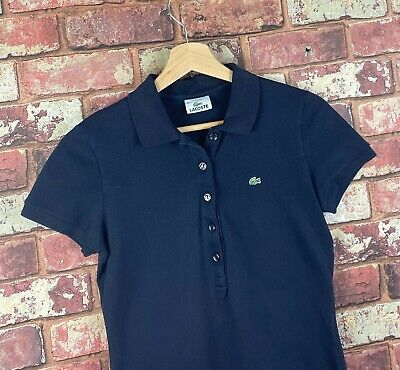 Womens Lacoste Polo Shirt Size 38 UK Size 10 : PS19 • 24.72£