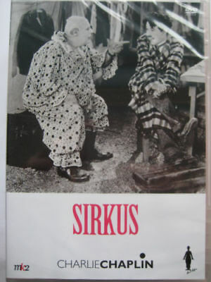 Dvd The Circus Charlie Chaplin * Sca Film New Sealed * • 2.97£