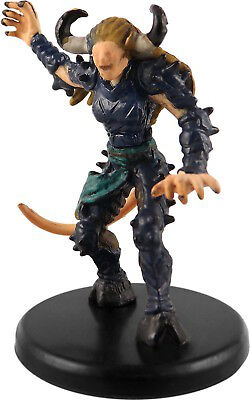 $ CDN5.95 • Buy D&D Mini MINAGHO (Tiefling Demon) Pathfinder WR #44 Dungeons & Dragons Miniature