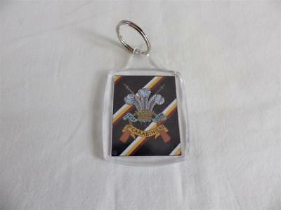 £3.90 • Buy 3rd CARABINIERS ( PRINCE OF WALE'S DRAGOON GUARDS ) KEY RING REFS:-A5