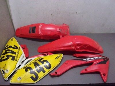 $49.95 • Buy Fenders/Side Panels/Plastic Body Pieces For A 2004-2008 Honda CRF 450R
