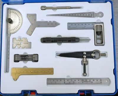 New Soba Engineers Measuring Set  (Ref: 150850) Complete In Box • 42.95£