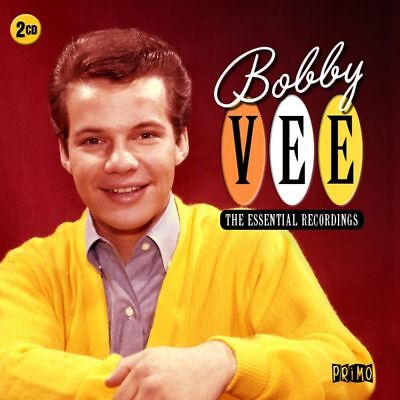 $6.99 • Buy Bobby Vee THE ESSENTIAL RECORDINGS Best Of 40 Songs REMASTERED New 2 CD