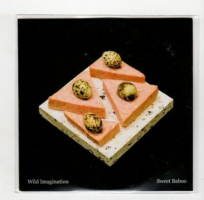 (IC572) Sweet Baboo, Wild Imagination - DJ CD • 4.99£