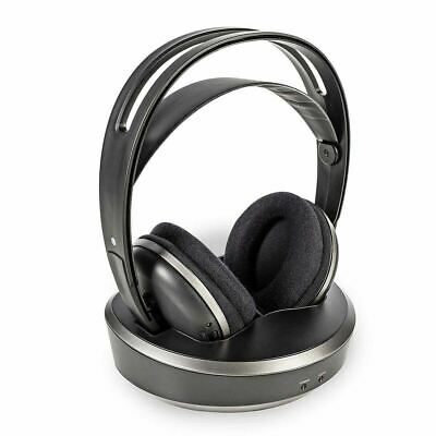 $ CDN77.06 • Buy 100m Wireless Headphones Over-Ear For TV, CD, PC, MP3 (3.5mm Jack) Rechargeable