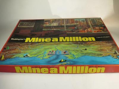 REPLACEMENT PLAYING PIECES Vintage Waddington's Board Game Mine A Million • 3.99£