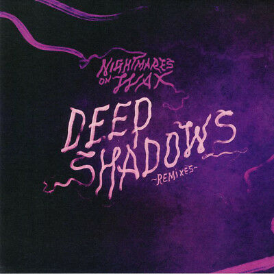 Nightmares On Wax ‎– Deep Shadows (Remixes) SEALED Warp MOODYMANN ILLA J VINYL • 11.21£