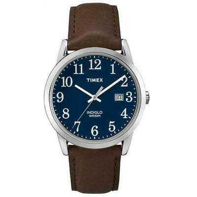 Timex Indiglo Easy Reader Mens Watch TW2P75900 • 44.99£