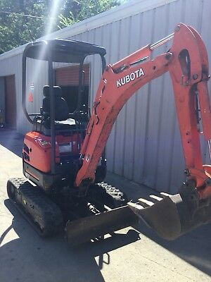 Kubota Mini Excavator Compare Prices On Dealsancom