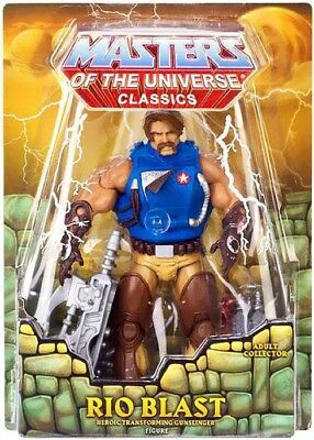 $39.99 • Buy Masters Of The Universe Rio Blast Exclusive Action Figure