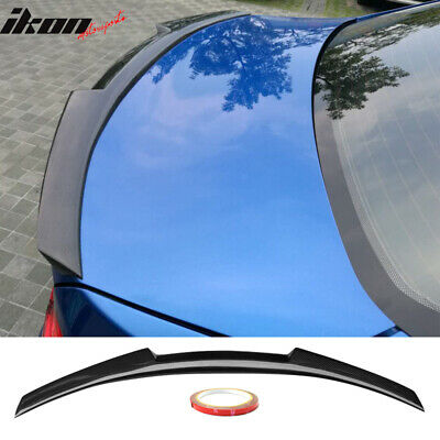$149.99 • Buy Fits 07-13 BMW 3-Series E92 M4 Style Trunk Spoiler Lip Wing - CF