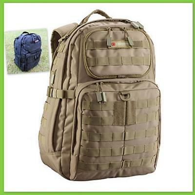 AU99 • Buy NEW Caribee 32L Combat Military Army Tactical Backpack Sport Rucksack Bag 2Color