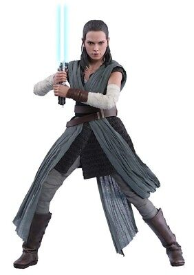 $ CDN645.41 • Buy Star Wars Movie Masterpiece Rey Collectible Figure MMS428 [Jedi Training Outfit]