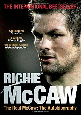 £2.03 • Buy The Real McCaw: The Autobiography,Richie McCaw- 9781781314890
