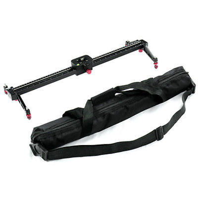 $62.89 • Buy New 24 /60cm Video Stabilization System DSLR Camera Compact Track Dolly Slider