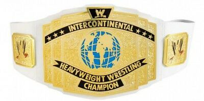 $77.98 • Buy WWE Wrestling Intercontinental Championship Kids Replica Belt