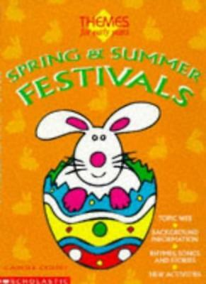 £2.12 • Buy Spring And Summer Festivals (Themes For Early Years),Carole Court