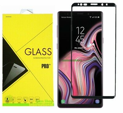 $ CDN5.21 • Buy 3D FullCover Tempered Glass Screen Protector For Samsung Galaxy Note 9/10/10Plus