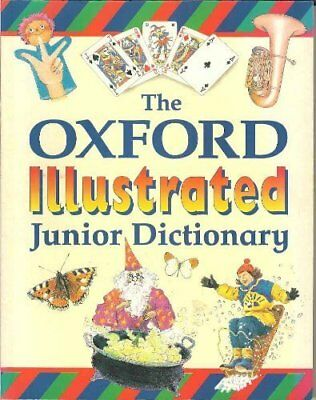 £1.90 • Buy The Oxford Illustrated Junior Dictionary,Rosemary Sansome, Dee Reid, Barry Rowe
