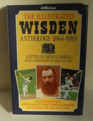 £3.10 • Buy The Concise Wisden: An Illustrated Anthology Of 125 Years 1864-1988 (Cricket),B