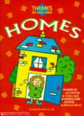 £2.95 • Buy Homes (Themes For Early Years),Chris Heald