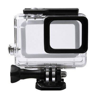 $ CDN21.56 • Buy Waterproof Dive Protective Housing Case F GoPro HERO5 Black -Underwater 45 Meter