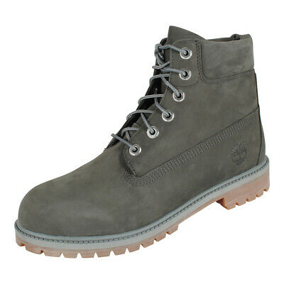 separation shoes a811c 64ede timberlands damen grau