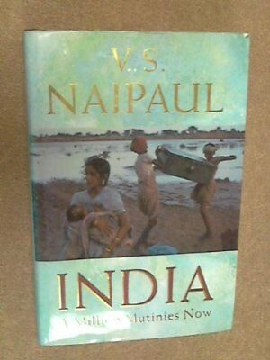 £2.87 • Buy India: A Million Mutinies Now,V. S. Naipaul